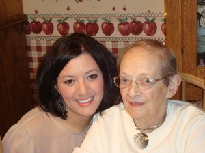 My Gram and Me