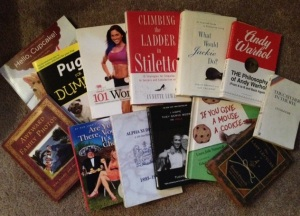 All of my favorite books
