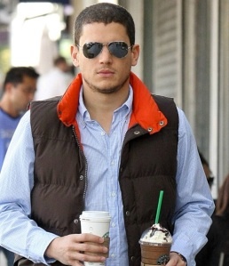 Oh, Wentworth...it appears you know what I like from Starbucks #soulmates Photo Courtesy of fanpop.com