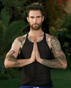 Makes you want to do yoga, right? photo courtesy of justjared.com