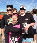 Kelly's Grief 5k. I ran this on 3 hours of sleep and thought I was going to die.