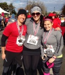 Ohio State 4 Miler: Cold, Cold Day in my least favorite place on Earth.