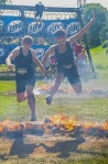Warrior Dash…I said I'd never do it again…..but I am already registered for next year…….