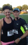 Star Trax 5k: My favorite race of the year because I get to compete with my running inspiration, my father. One day I will beat him.