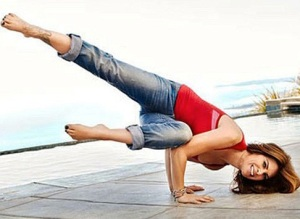 I love Jillian Michaels!