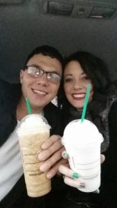 Starbucks is my Blood type.
