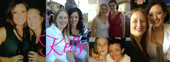 Matron of Honor: Kelly